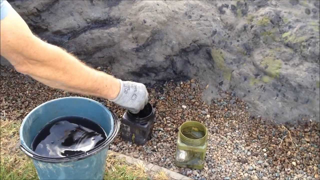 R4 Helpful Tip For Aging Artificial Rocks Youtube