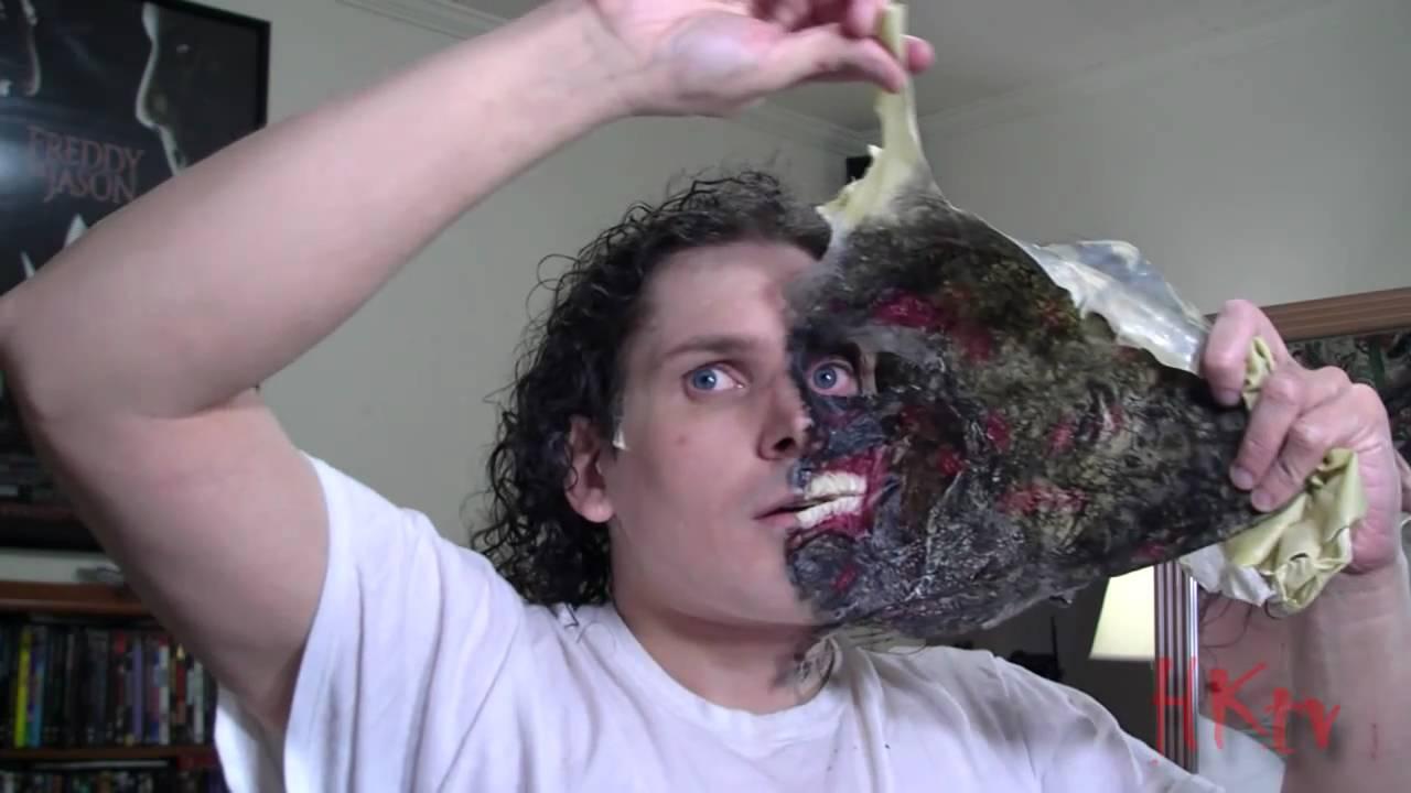 twoface makeup youtube