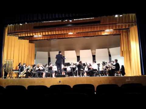 Montebello High School Concert Band 2014
