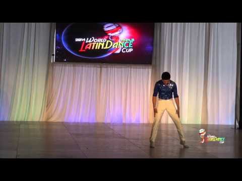 CARLOS CORDOVA,LOS ANGELES,AMATEUR MALE SOLOIST,FINAL ROUND,WLDC 2014
