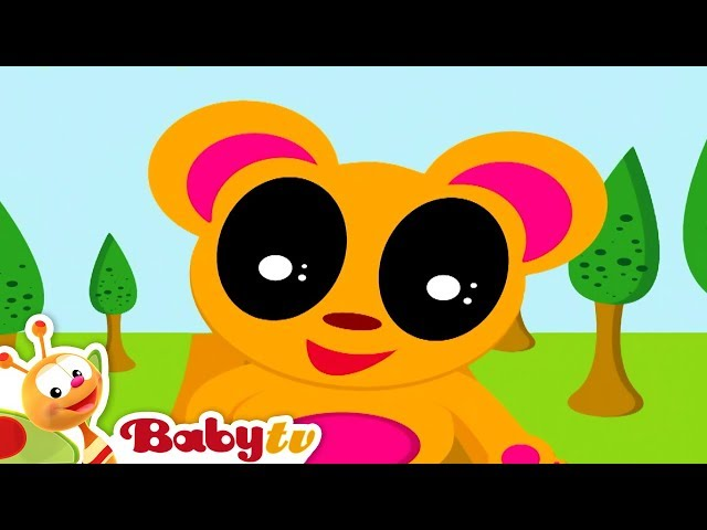 Nursery Rhymes - Plant a Cabbage - By BabyTV