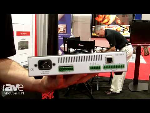 InfoComm 2014: Stewart Audio Shows Off Its FLX Series of Amplifiers