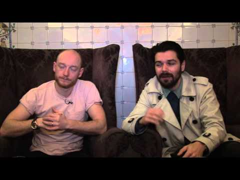 Biffy Clyro interview - Simon and Ben (part 1)