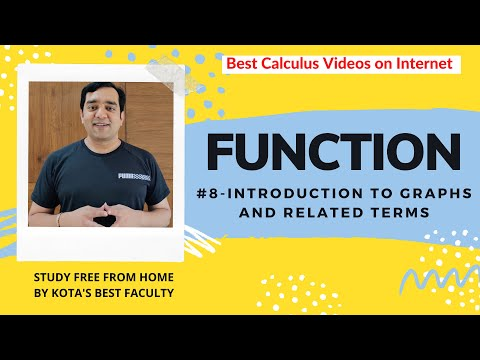 Iit-jee--function-part 8-introduction To Graphs video
