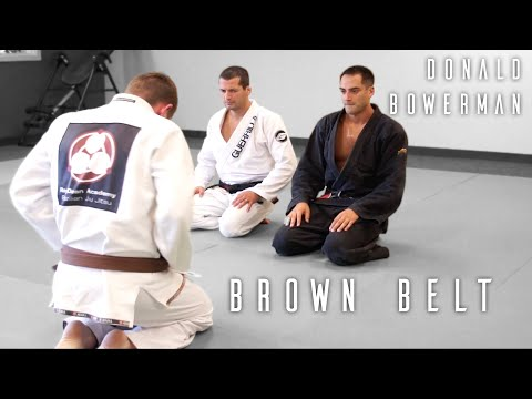 Roy Dean Academy BJJ: Bowerman Brown