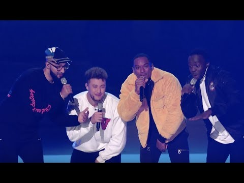Rak Su Blows Everyone Again With Their Original Mamacita | Live Show | The X Factor UK 2017