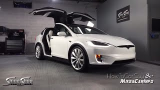 Tesla Model X Review & How-To