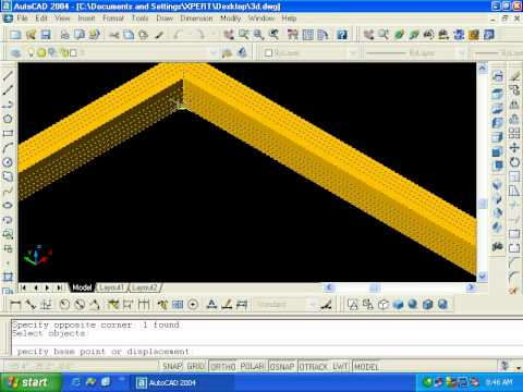com upload more autocad video tutorials in urdu. for more details http
