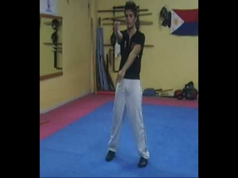 First Set Ung Moon - JKD - Bruce Lee - Jun Fan Gung Fu Image 1