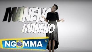 Sharon Kenya   Maneno Official Lyrics Video 1080p