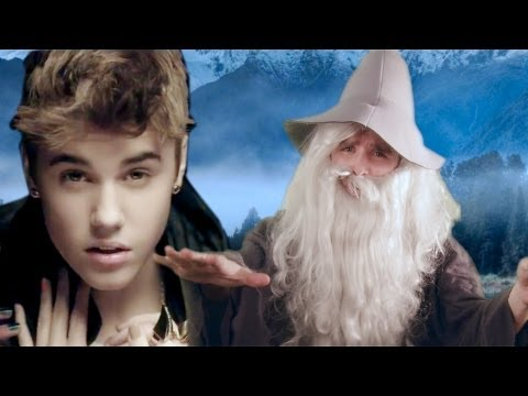 Justin Bieber and The Lord of the Bling - The Musical