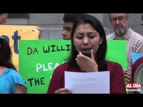 Philadelphia Children of Immigrants Demand a Stop to Parent Deportation