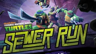 I.G. - Teenage Mutant Ninja Turtles Sewer Run: Donnie, Leo, Raph