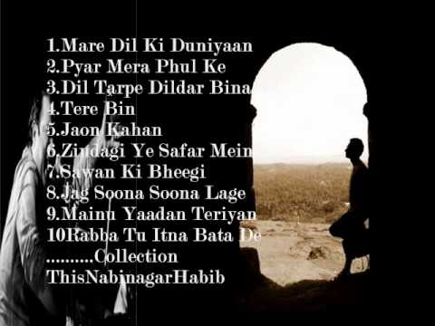 All Time Hits..Full Songs.. Top Ten - Rahat Fateh Ali Khan