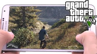 GTA 5 PARA ANDROID!! -GTA San Andreas - Android APK + DESCARGA