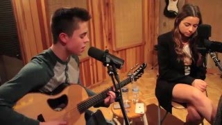LOVE YOURSELF - JUSTIN BIEBER (COVER BY ELLISE & GRANT LANDIS)