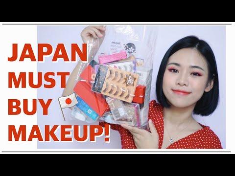 MUST BUY MAKEUP IN JAPAN + JAPAN MAKEUP HAUL!! bye money.... - YouTube