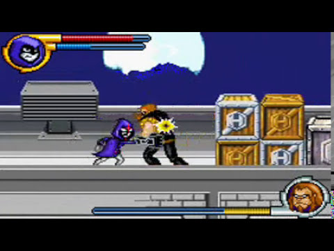 Let's Play Teen Titans (GBA) Part 08