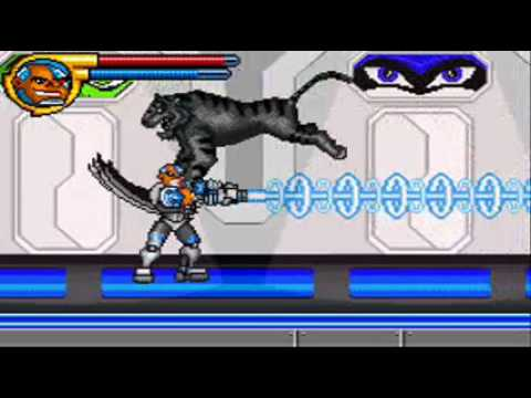 Lets Play Teen Titans (GBA) Part 08