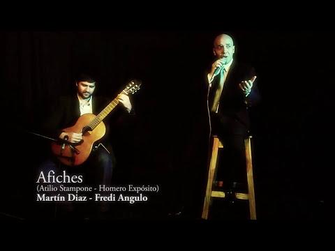 Afiches. Martín Díaz-Fredi Angulo