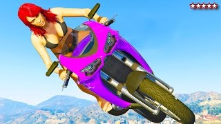 SUPER SPEED STUNTS GTA 5 MOD!!!  - GTA 5 Modded Speed Cars and Bikes  STUNTS
