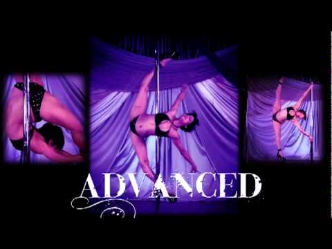 Felix Cane Instructional Pole Dance DVDs - Learn Pole Dancing