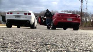 Borla Touring Catback exhaust vs JBA