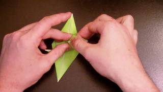 Origami Parrot