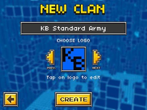 Pixel Gun Logos Pixel Gun 3d kb Standard Army