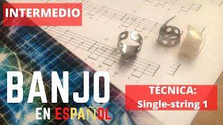 Baixar Curso de Banjo en Español - TÉCNICA (Intermedio) - Escala de Sol single string