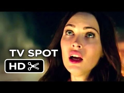Teenage Mutant Ninja Turtles Official TV Spot - Brothers (2014) - Megan Fox Movie HD