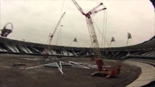 Olympic Stadium Timelapse