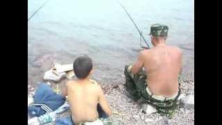 рыбалка балхаш золотая бухта