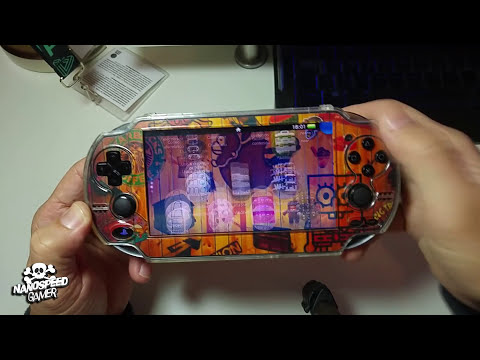Emulador SNES PSvita 3.63 Tutorial + Roms