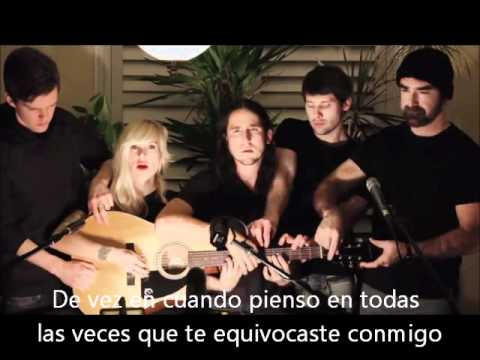 Walk Off The Earth - Somebody that I used to Know Subtitulado...