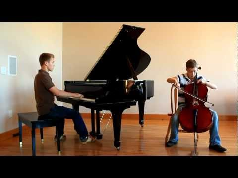 Lady Gaga meets Journey - Edge of Glory / Don't Stop Believin'. David&Josh Ross.