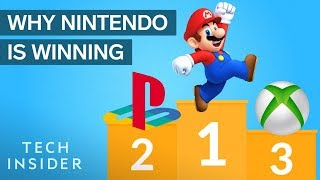 Why Nintendo Is Dominating Video Games   Untangled