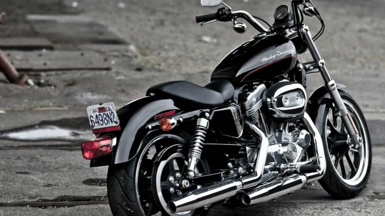 Harley Davidson Super Low