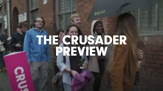 The Crusader Preview