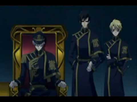 [07 GHOST] Black Hawks of Infinite HOLiC
