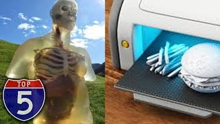 Top 5 Amazing Things Made With A 3D Printer