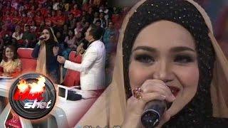Kehadiran Siti Nurhaliza Hebohkan Panggung D'Academy Asia - Hot Shot 19 Desember 2015