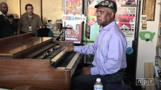 Booker T. Jones: NPR Music Tiny Desk Concert
