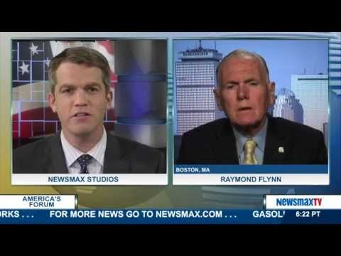 America's Fourm | Ray Flynn reacts to the Vatican statements on the status of gays in the church