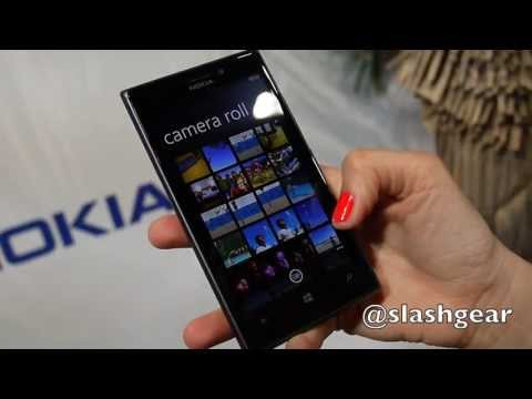 Nokia Lumia 925 and the new Smart Camera app