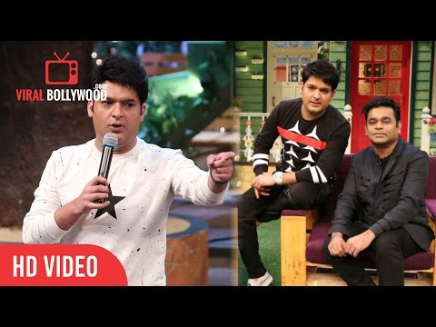 Kapil Sharma Best Answer On A.R.Rahman Getting Uncomfortable On The Kapil Sharma Show   Controversy
