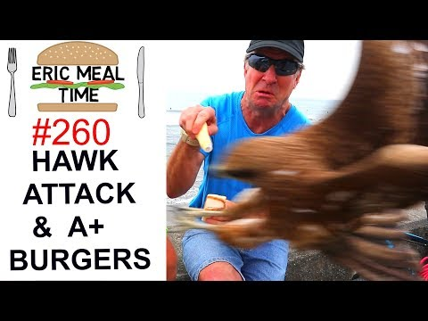 Japan Convenience Store TOUR #5 & Amazing Burger - Eric Meal Time #260