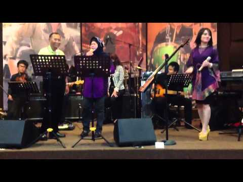 2013 04 05 Cikeasbandplus hatimu Hatiku Liana&drajat, Original By Titiek Sandora & Muchsin Alatas video