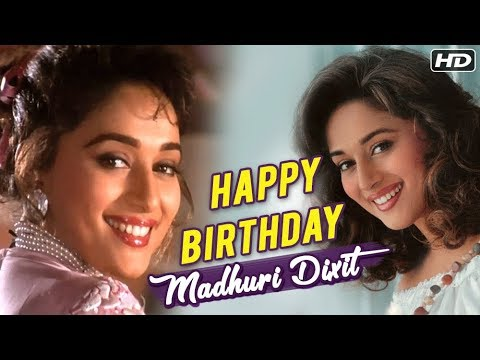 Best Scenes Of Madhuri Dixit | Happy Birthday Madhuri Dixit | Hum Aapke Hain Koun | Best of Madhuri