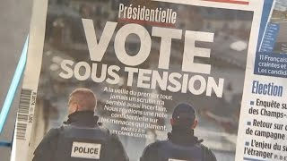 What's at stake in the French presidential election